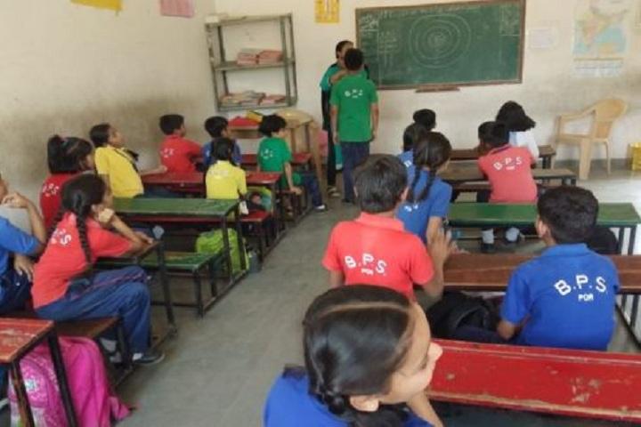 Baroda Public School-Fun activity