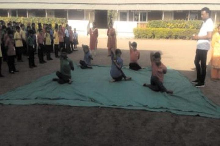 Baroda Public School-World health day