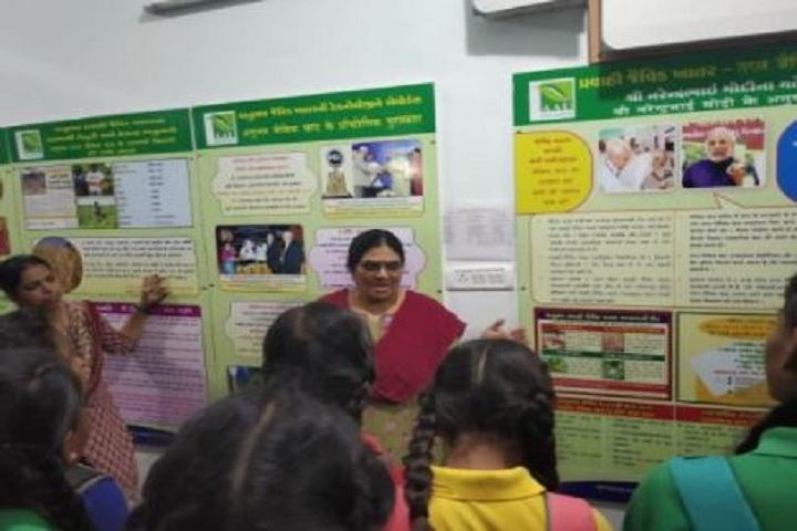 Baroda Public School-Educational tour