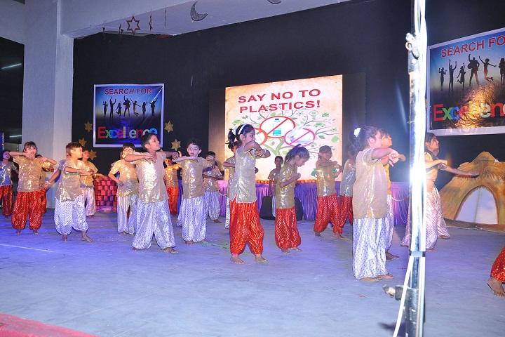 Baselios Public School-Dance