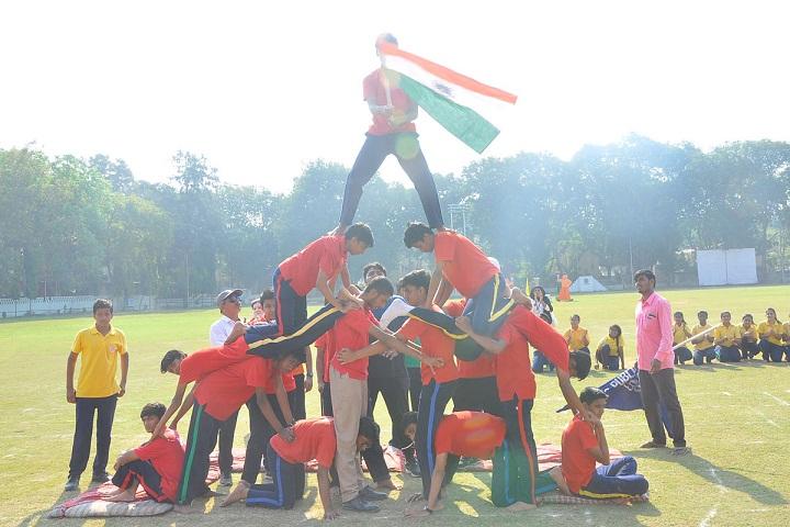 Baselios Public School-Independanceday Celebrations