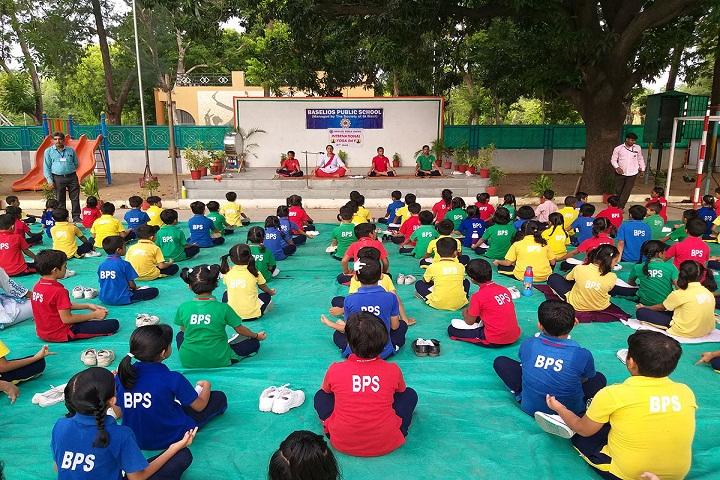Baselios Public School-Meditation