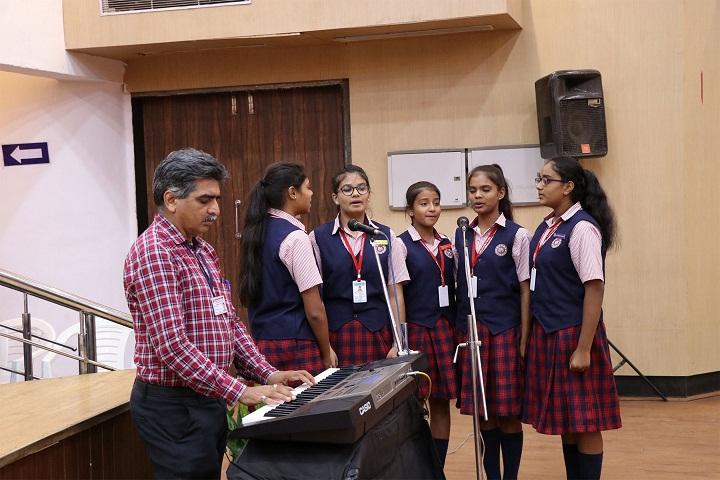 Baselios Public School-Music Competition