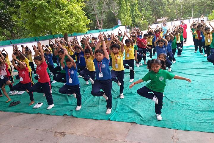 Baselios Public School-Yoga