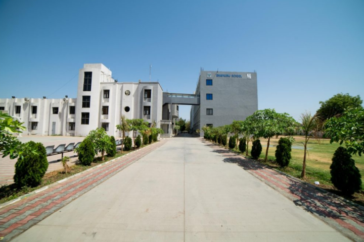 Bhavkunj School,kadi mehsana-School-View