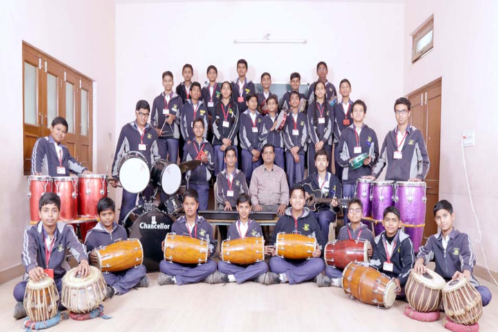 Birla Sagar Higher Secondary School-Music class