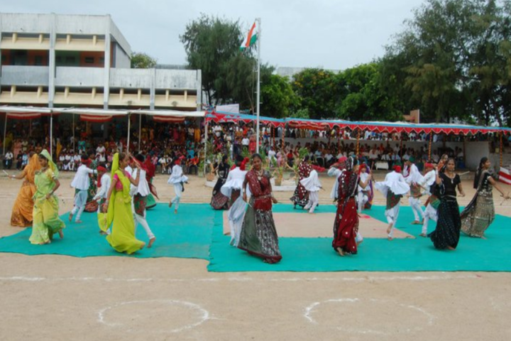 Birla Sagar Higher Secondary School-National day celebration
