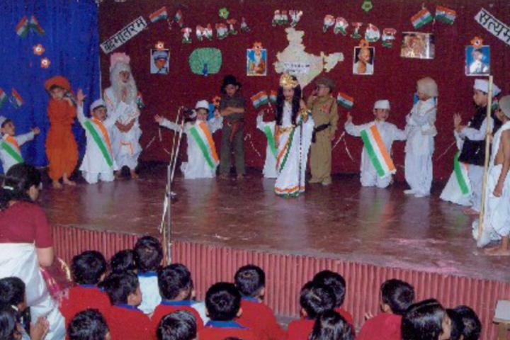 Bright Day School-National Day Celebration