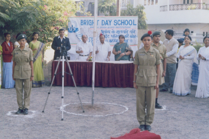 Bright Day School-Scouts And Guide