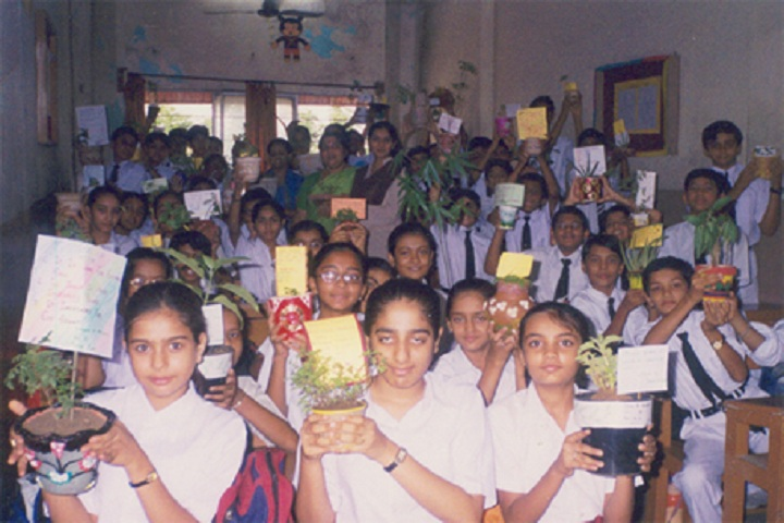 Bright Day School-Environment Day