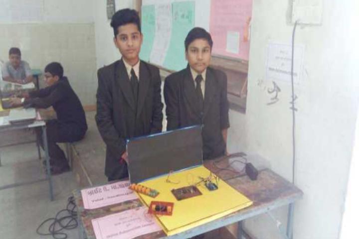 Bright International School-Science fair
