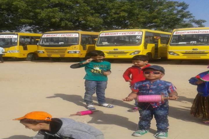 Bright International School-Transport