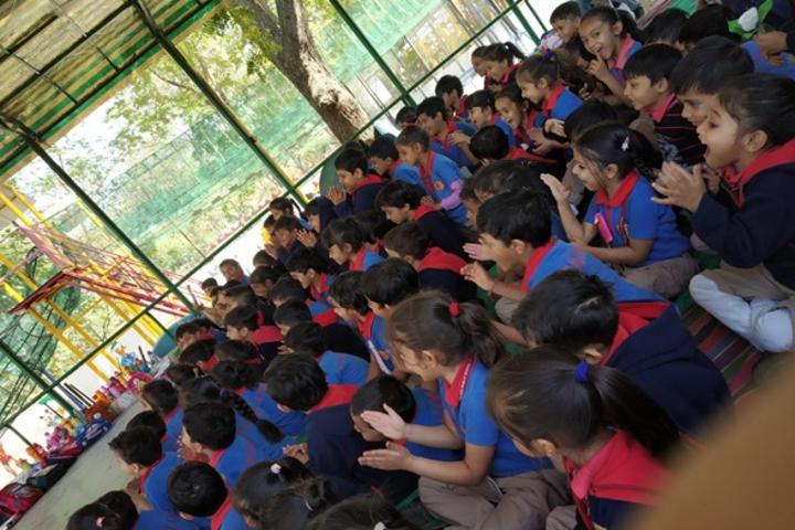 Calorx Public School-Excursion