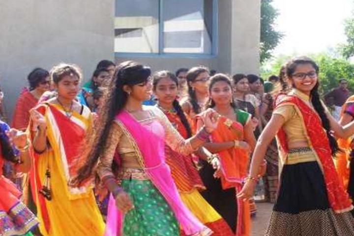 Chaitanya School-Dance program