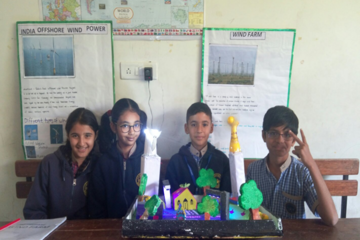 Chaitanya School-School project