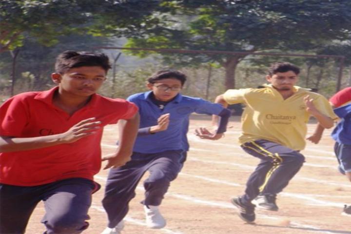 Chaitanya School-Sports