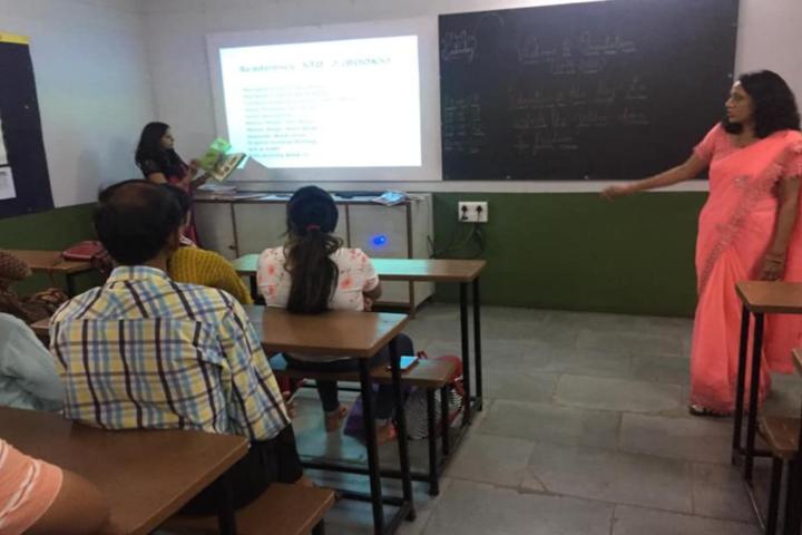 Cosmos Castle International School-Classroom