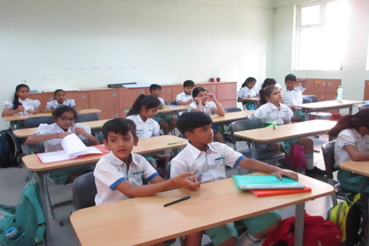 Cygnus World School-Classroom