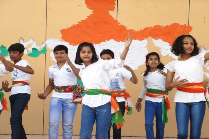 Cygnus World School-National day celebrations