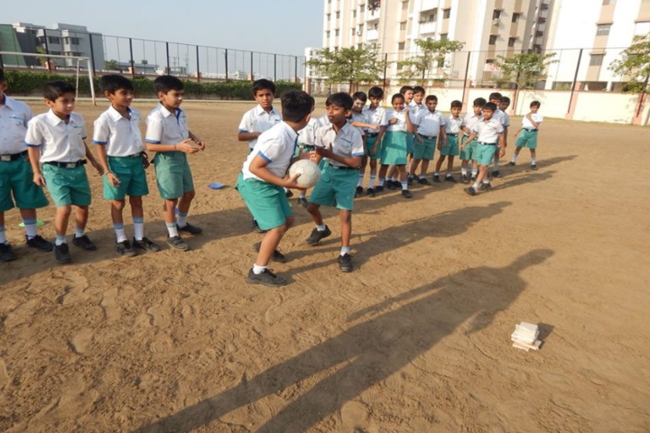 Cygnus World School-Sports 1