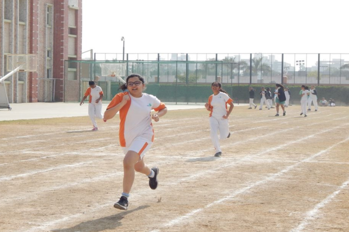 Cygnus World School-Sports 2