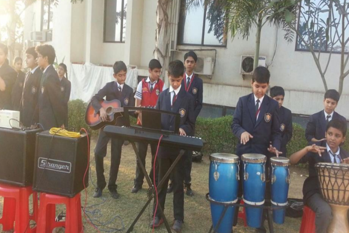 DAV International School-Music events