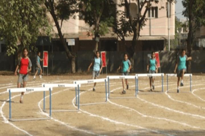 D R Amin Memorial School-Sports1