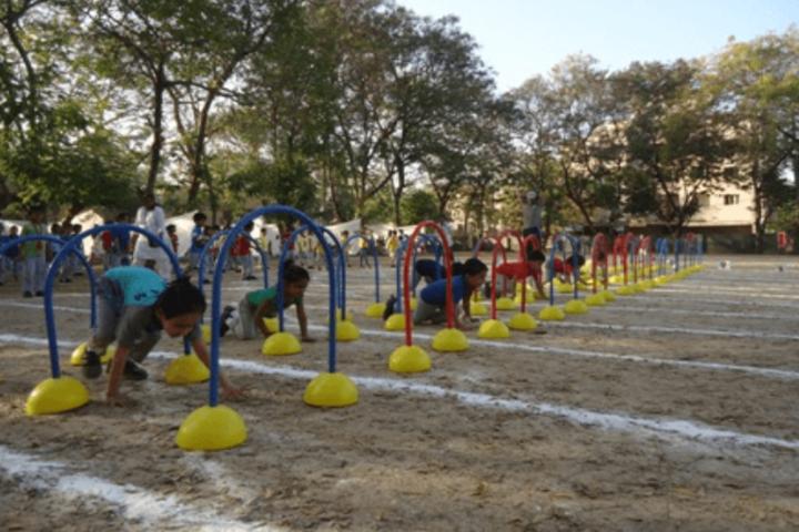 D R Amin Memorial School-Sports2