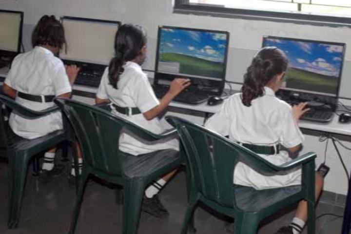 Delhi Public School-Computer Centre