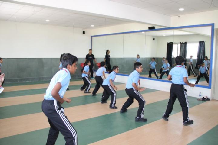 Delhi Public School-Gymnastics 1