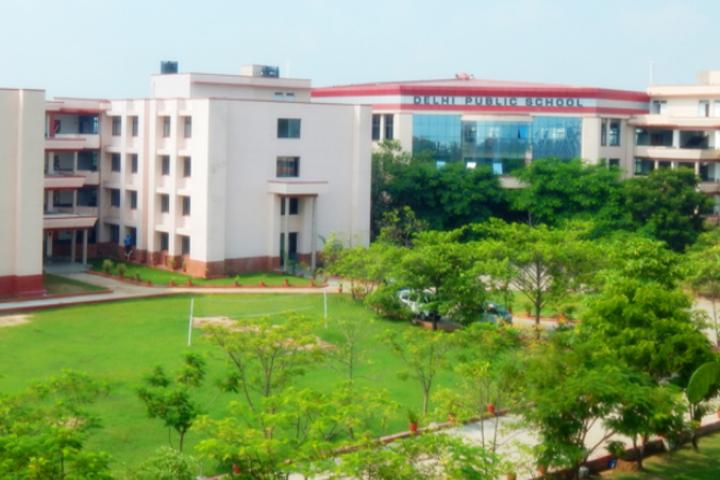 Delhi Public School-School View