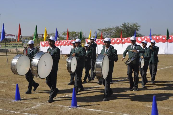 Delhi Public School-Sports day celebration
