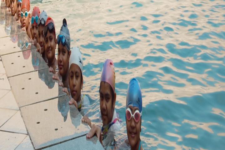 Delhi Public School-Swimming facility
