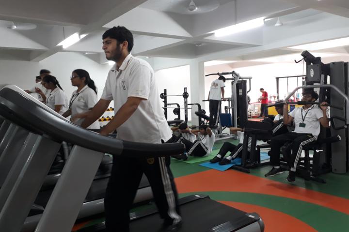 Delhi Public School-Gymnasium