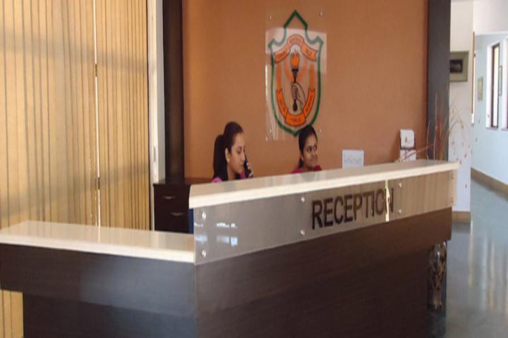 Delhi Public School-Reception area