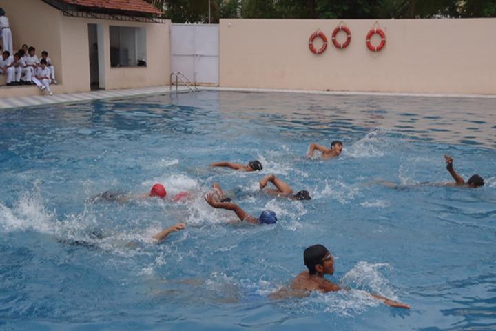 Delhi Public School-Swimming pool