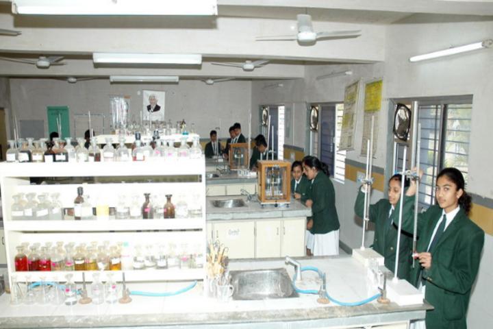 Delhi Public School-Chemistry-Lab
