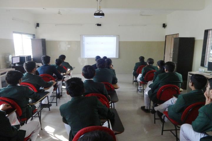 Delhi Public School-Language-Lab