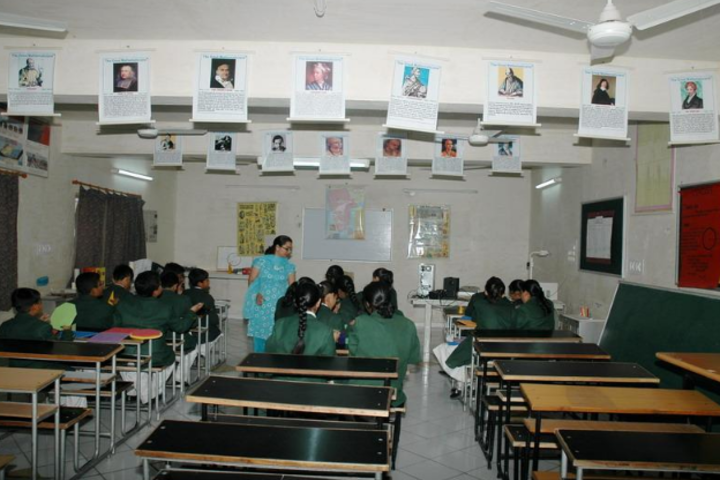 Delhi Public School-Social sciences-Lab