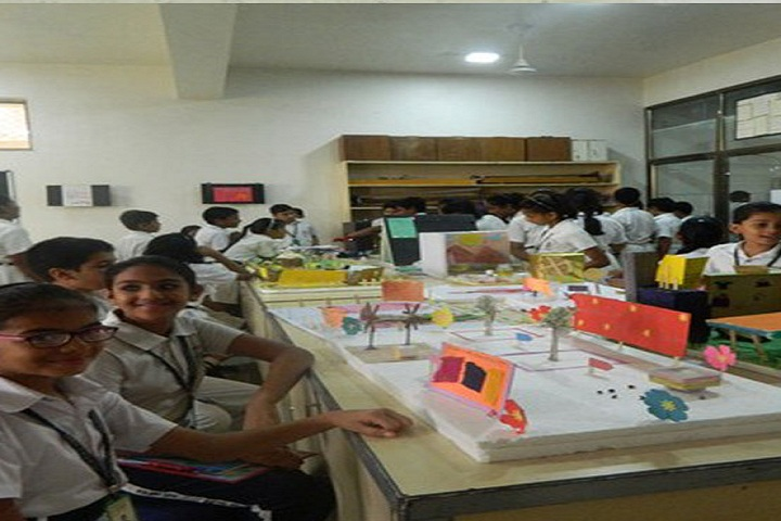 Delhi Public School-Science Exhibition