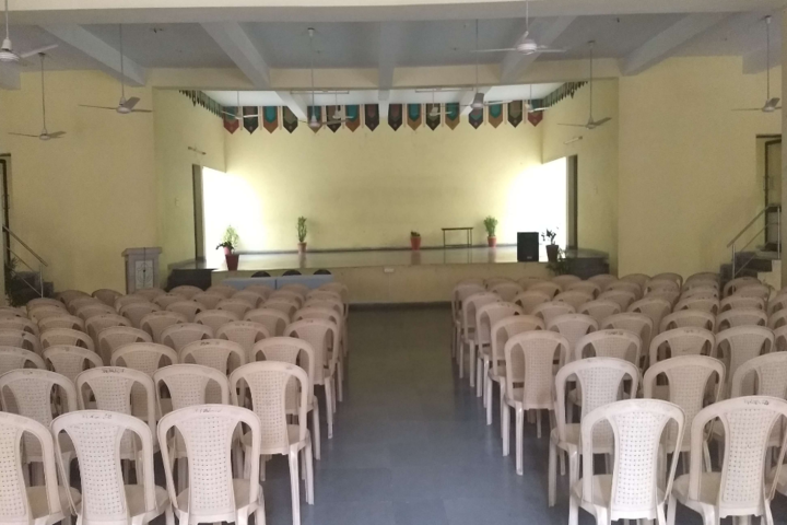 Delhi Public School-Auditorium