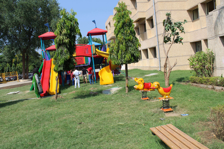 Delhi Public School-Kids play area
