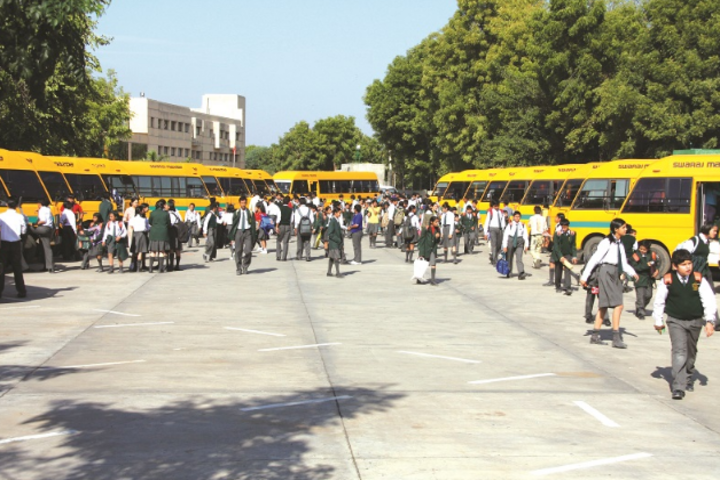 Delhi Public School-Transport