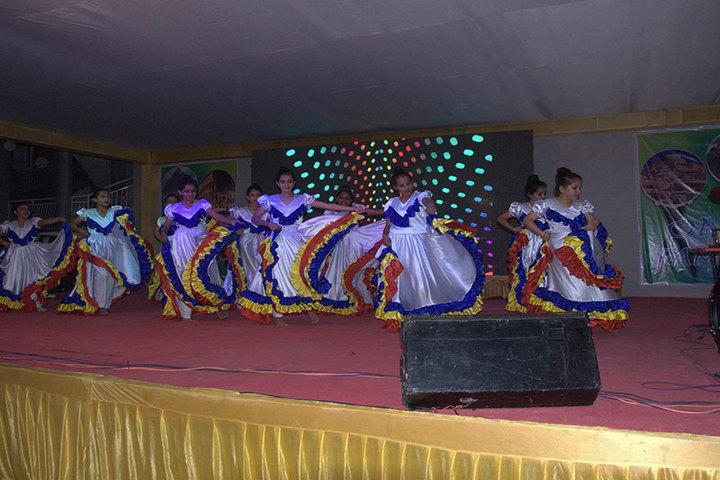 Delhi Public School-Dancing Activity