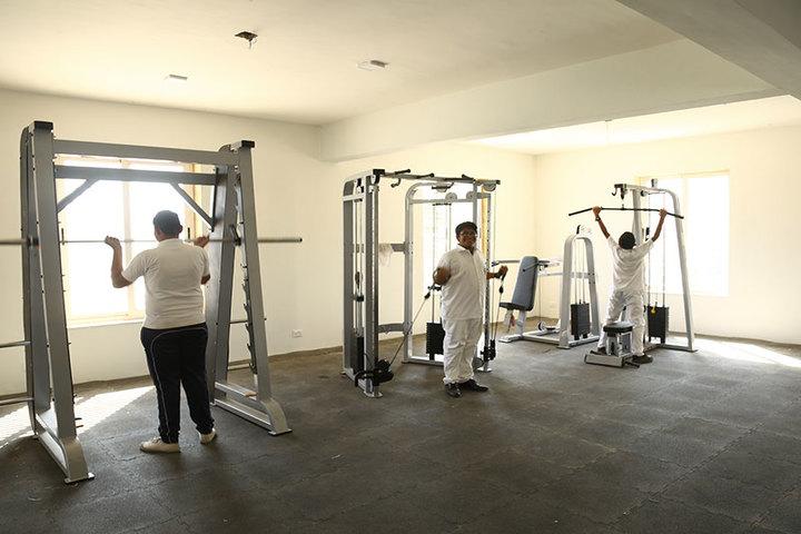 Delhi Public School-School Gym