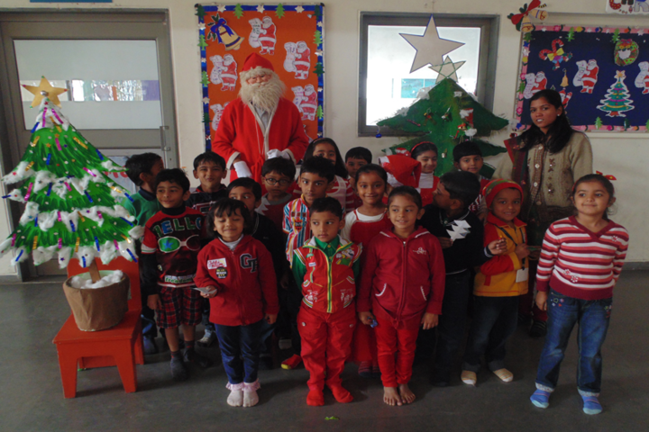 Divine Child International School-Christmas Celebrations