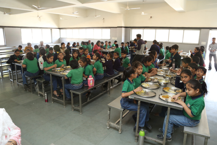 Divine Child International School-Dining Facility