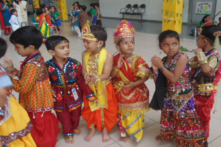 Divine Child International School-Events