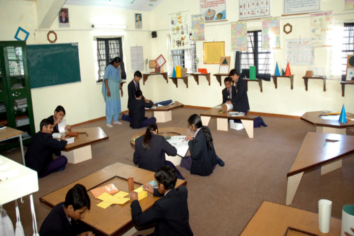 Divine Child School-Activity Room