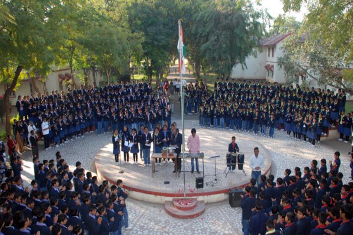 Divine Child School-Independence Day Celebrations